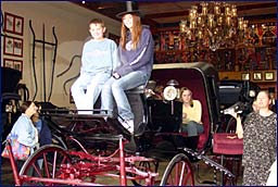 Carriage House Hollywood Driving Vehicles